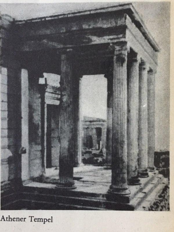 Athener Tempel