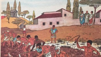 Sklaven im römischen reich