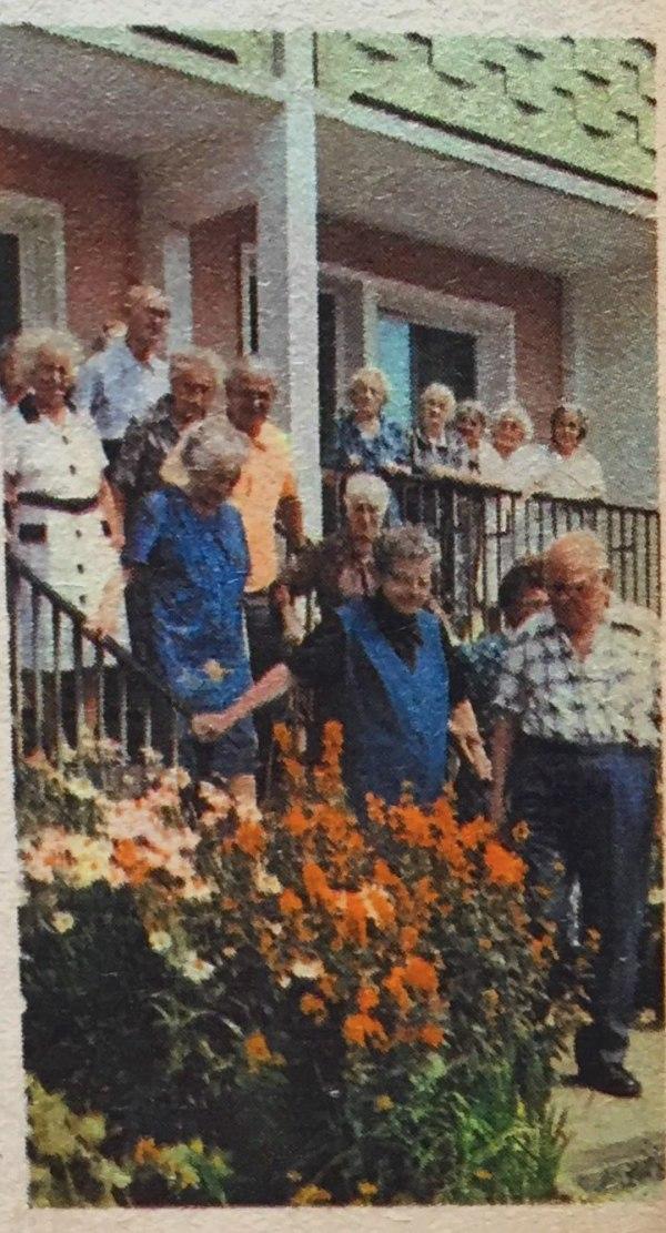 Altersgerechte Wohnungen DDR