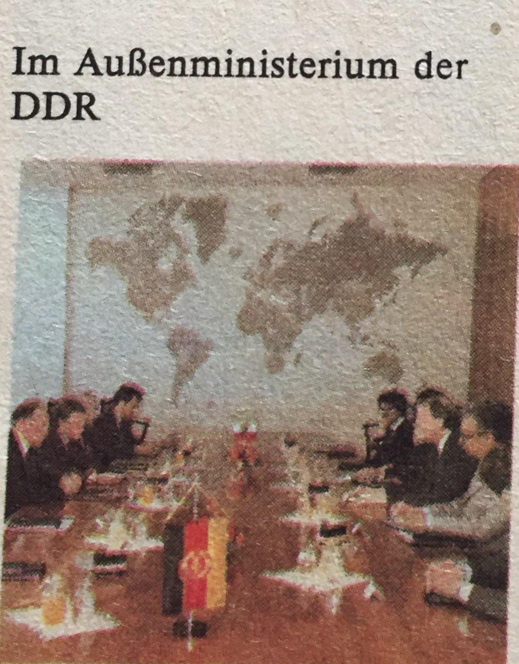 Außenministerium DDR