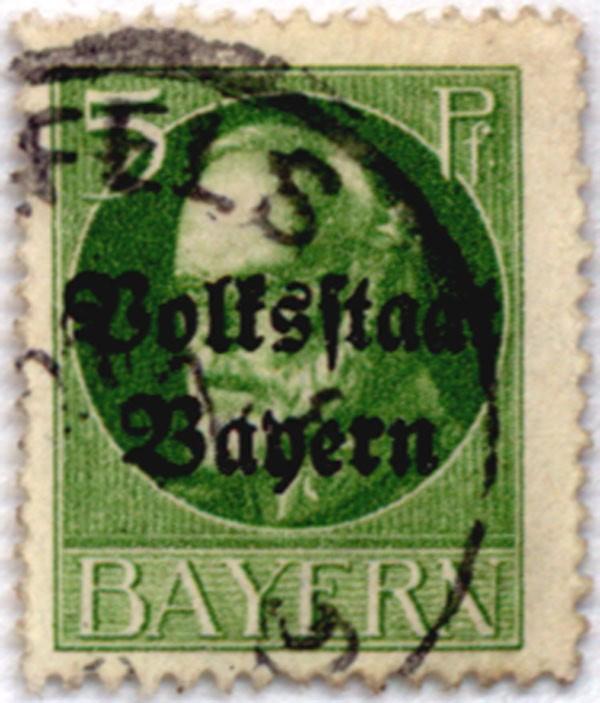 Münchner Räterepublik oder Bayrische Räterepublik