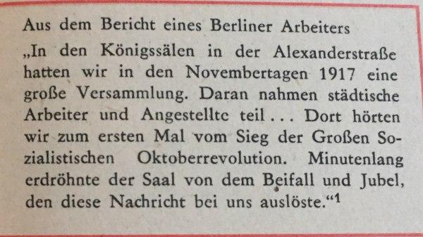 bericht berliner arbeiters