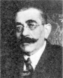 gustav noske als mitglied der weimarer nationalversammlung, 1919