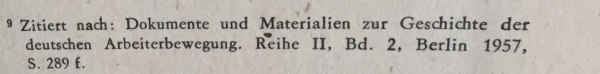 quelle aufruf spd-vorstand 4.11.1918