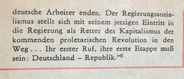 spartakusbrief oktober 1918 2