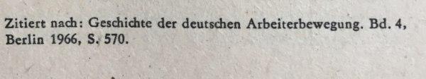 Ernst Thälmann antifaschistische Aktion Quellenangabe