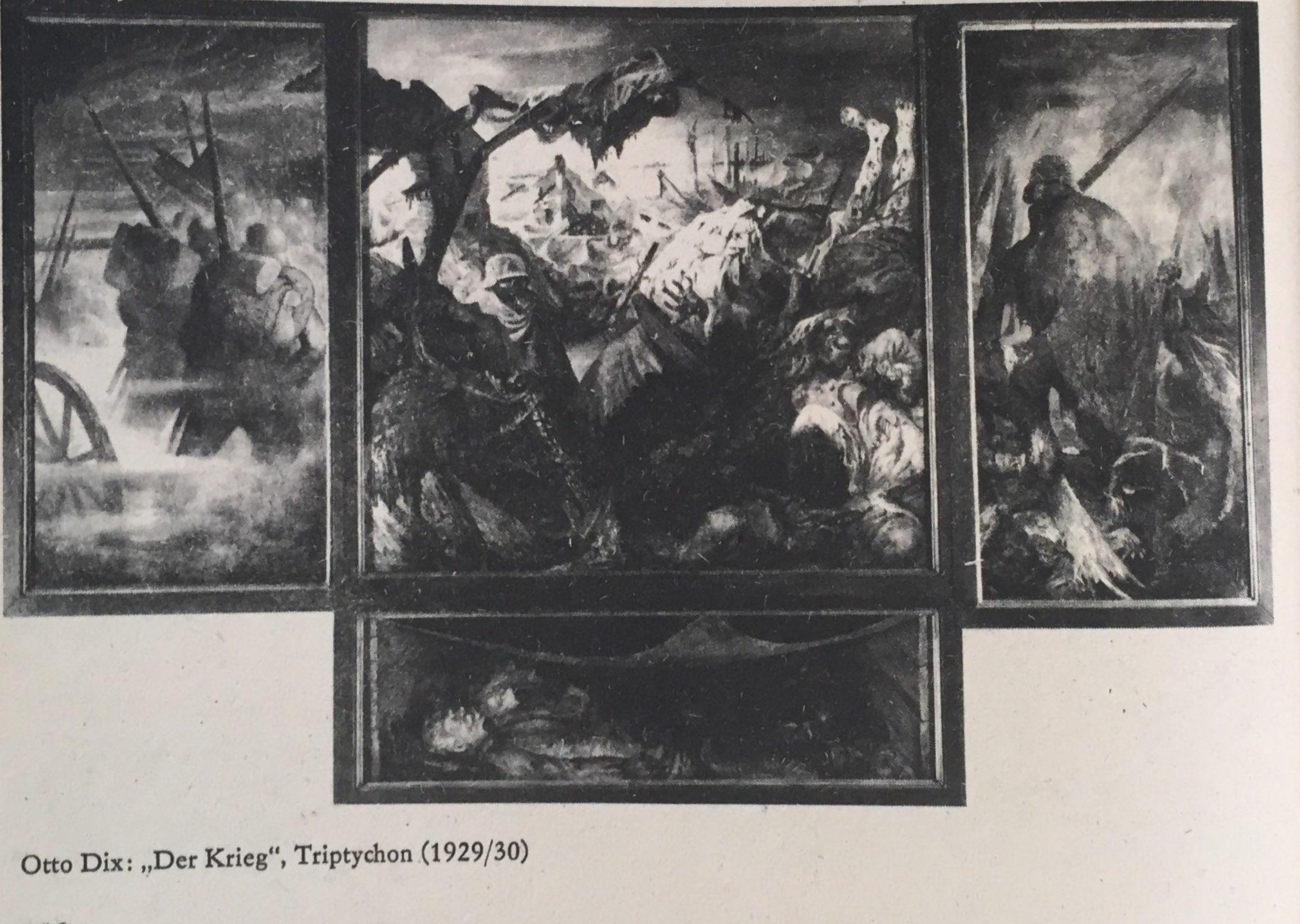 Otto Dix Der Krieg