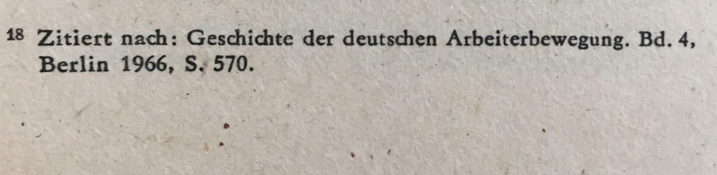 Quellenangabe Aufruf ZK KPD 1932