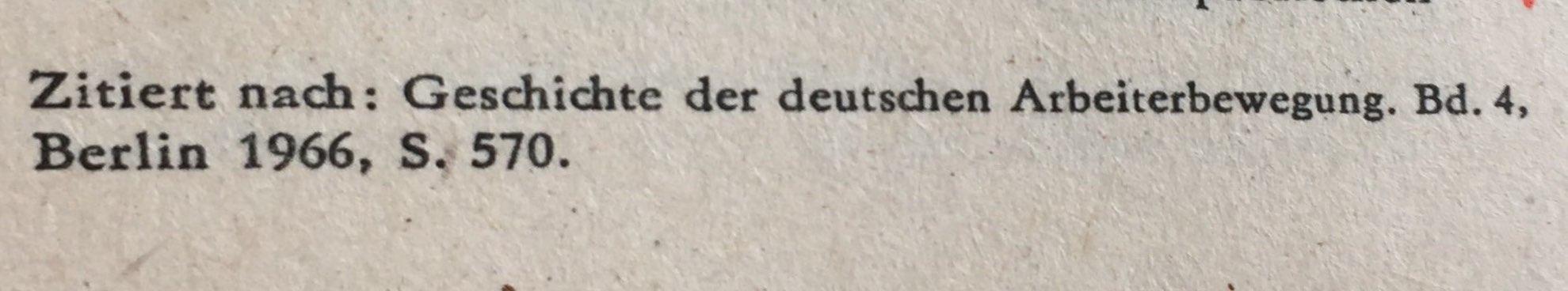 Quellenangabe BVG-Streik 1932