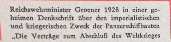 Reichswehrminister 1928 1