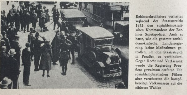 Staatsstreich 1932
