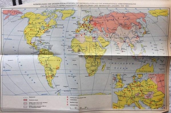 Auswirkungen Oktoberrevolution auf Welt