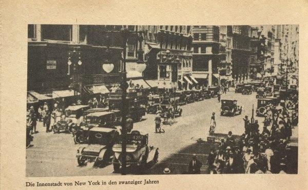 New York 1920er Jahre