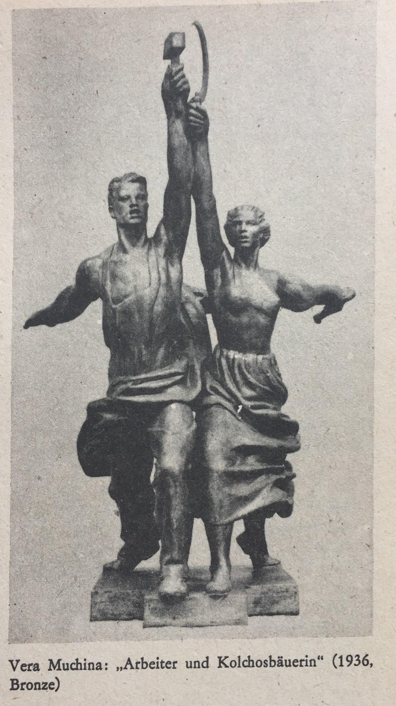 Der Aufbau des Sozialismus in der UdSSR