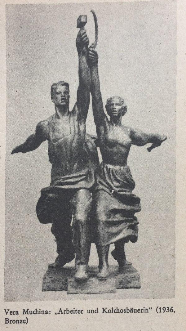 Arbeiter in Bäuerin 1936