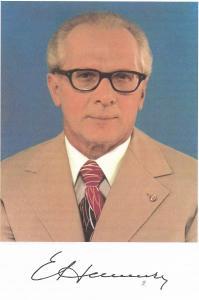 Matthias Krauß: Erich Honecker – Ein Deutscher unter Deutschen