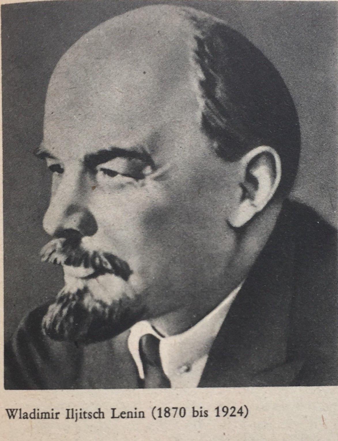 Lenins Tod