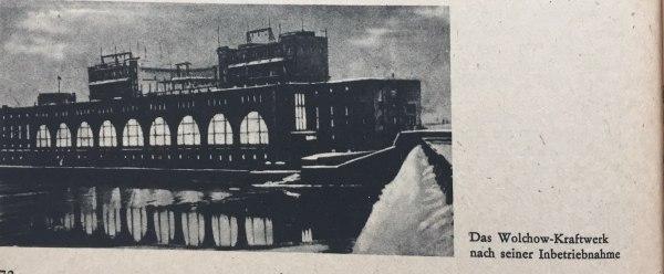 Wolchow-Kraftwerk