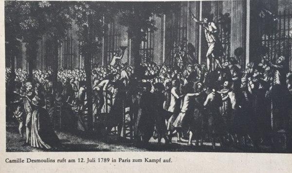 12.Juli 1798 Aufruf zum Kampf