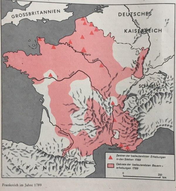 Frankreich 1789