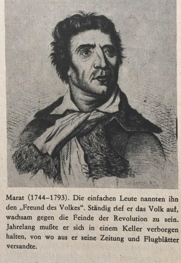 Marat(1744-1793)