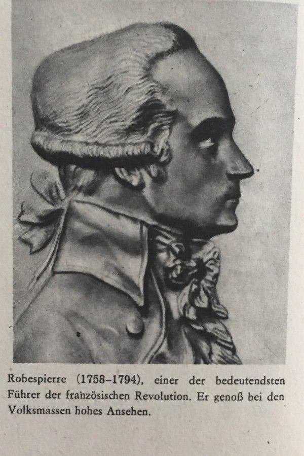 Robespierre(1758-1794)