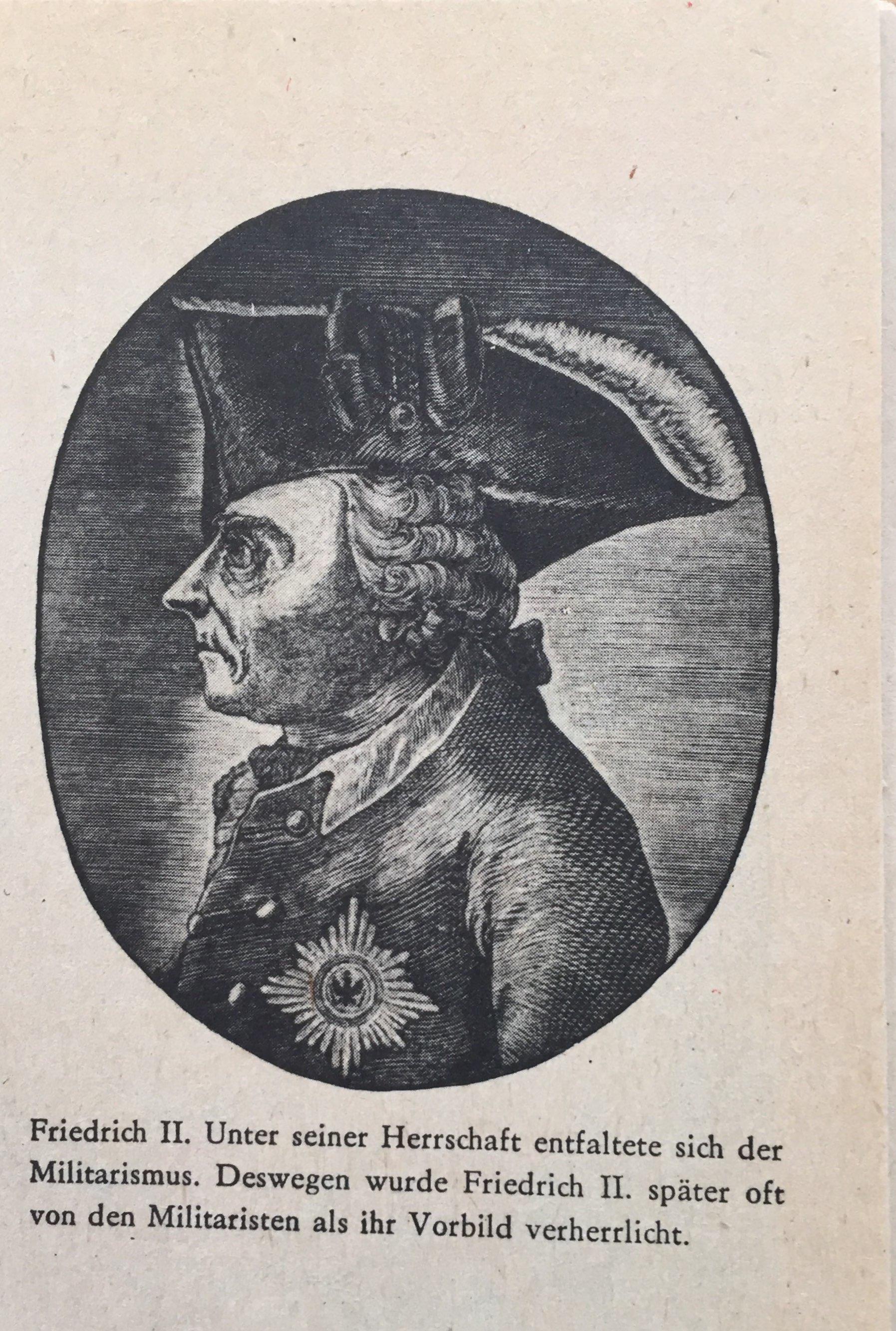 Die Eroberungskriege Friedrichs II.