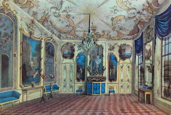 Konzertsaal Schloss Sanssouci