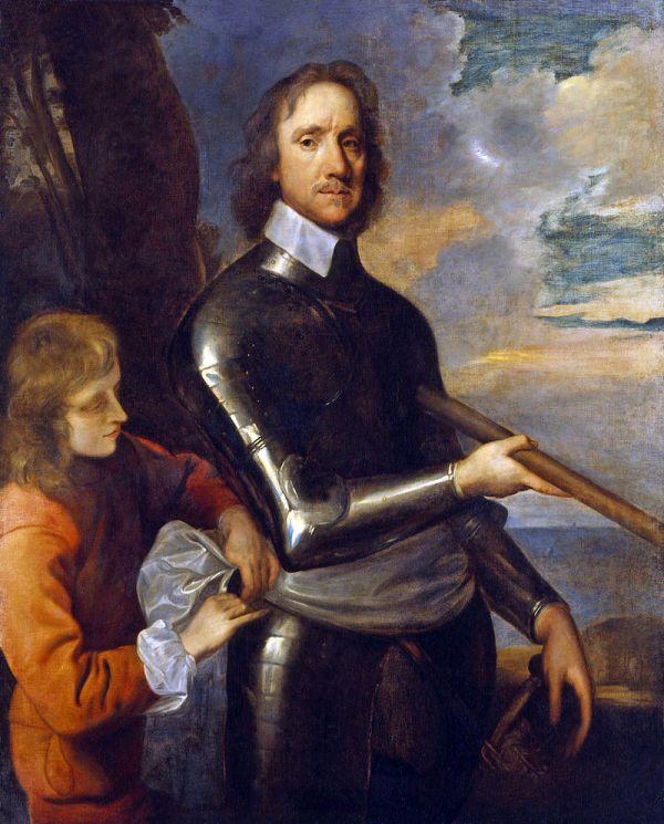 Cromwell als Feldherr