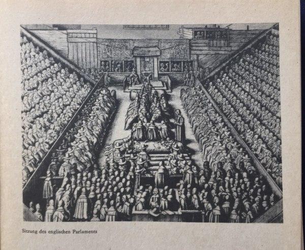 Englisches Parlament