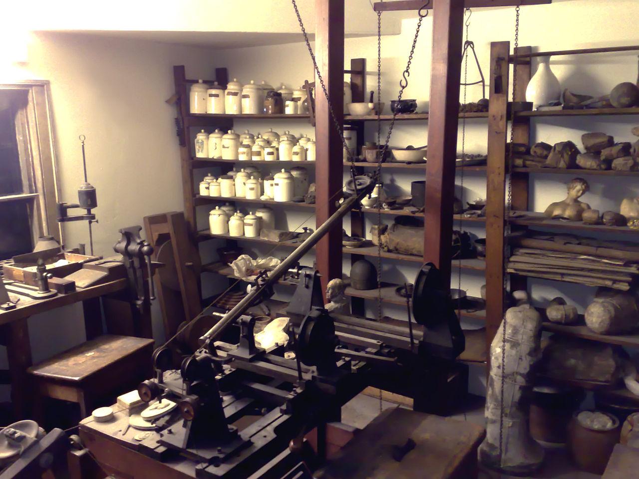 Watts Werkstatt (Science Museum, London)