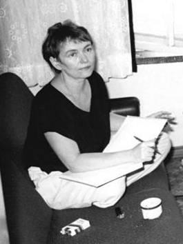 Bärbel Bohley 1990