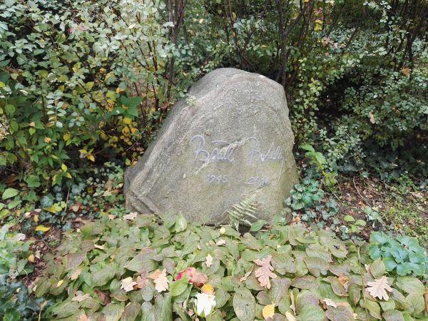 Grabstätte Bärbel Bohley