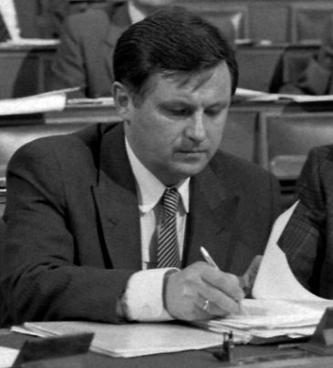 Miklós Németh, 1989