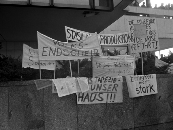 Kundgebung am 4. November 1989 in Berlin