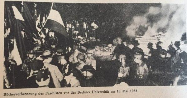 Bücherverbrennung 10.05.1933