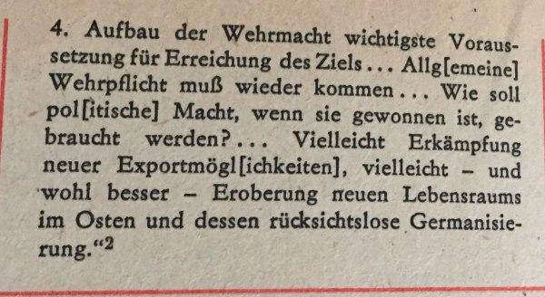 Geheime Ansprache Hitlers 03.02.1933 2