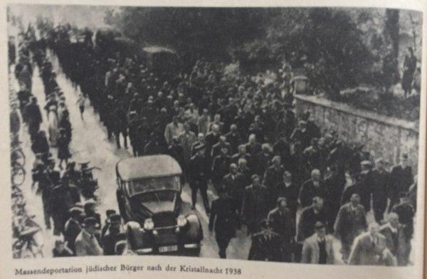 Massenderportaion jüdischer Mitbürger 1938