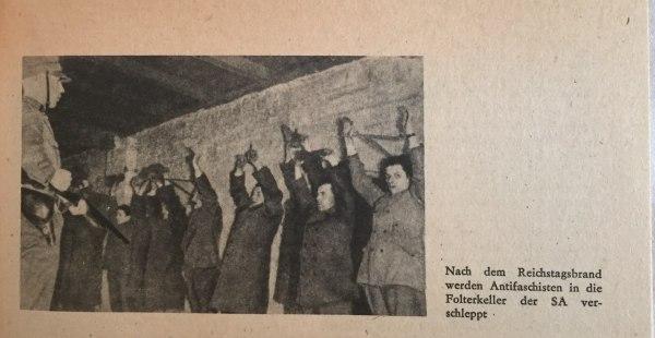 Nach dem Reichstagsbrand