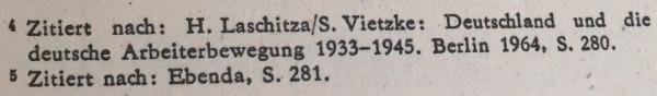 Quellenangabe Aufruf SPD 31.01.1933 und ADGB 30.01.1933