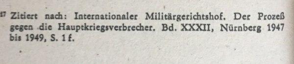 Quellenangabe Schreiben Heydrichs