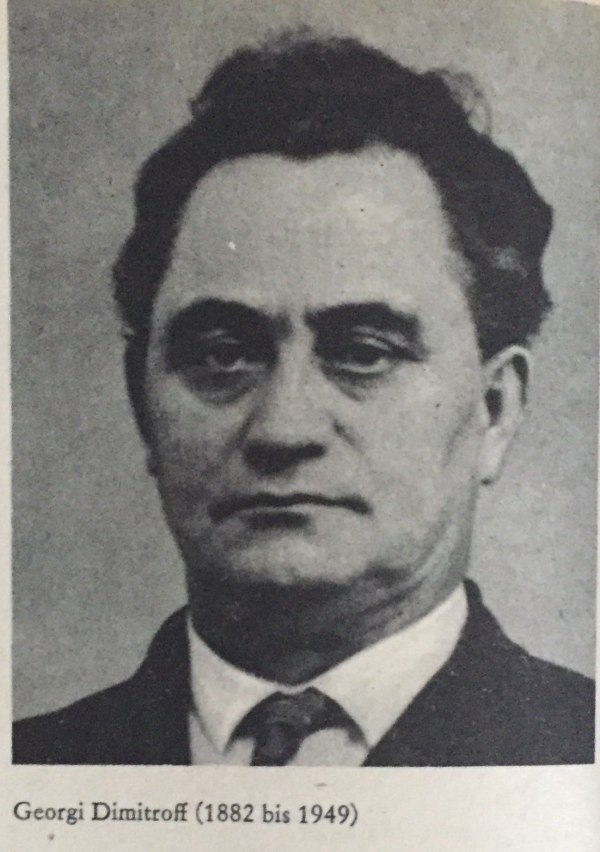 Georgi Dimitroff