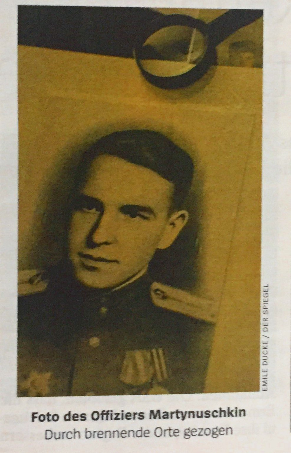 Offizier Martynuschkin