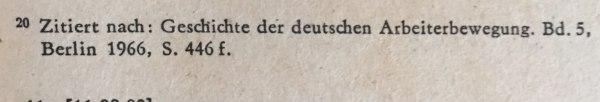 Quellenangabe- Aus Rede Thälmanns
