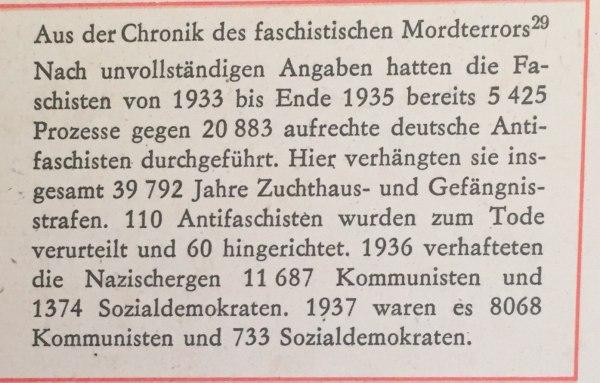 aus Chronik des faschistischen Mordterrors