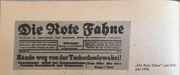 -Die Rote Fahne- Frühjahr 1938 Kopie