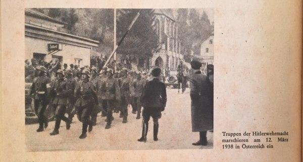Einmarsch nach Österreich 1938 Kopie