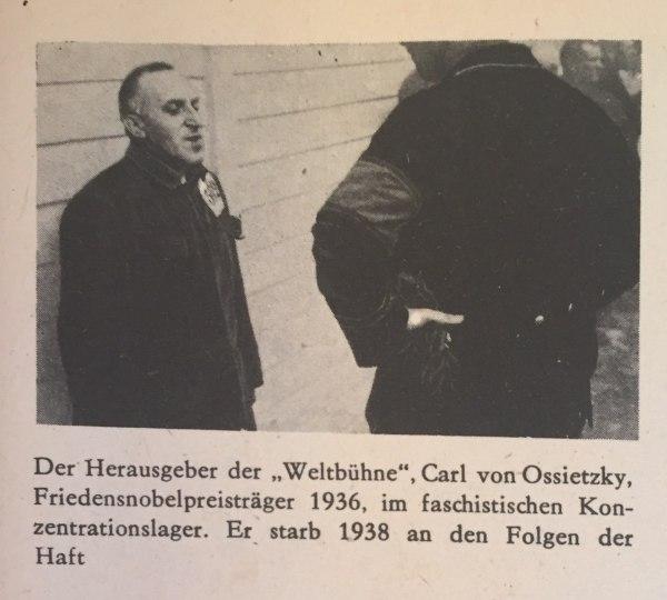 Herausgeber der WELTBÜHNE