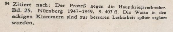 Quellenangabe Aus Erklärung Hitlers Ziele faschistischer Aggression