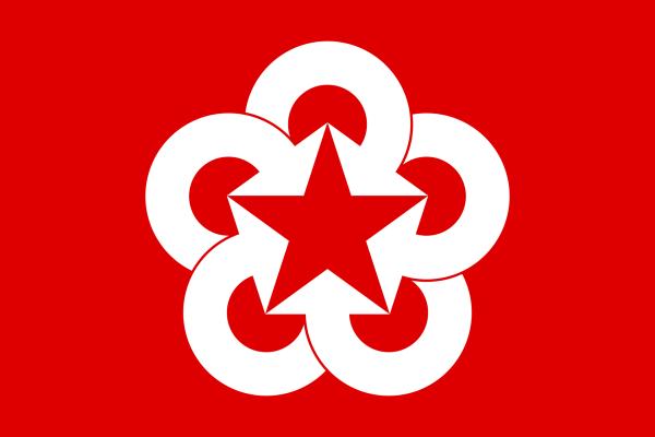 Flagge des RGW